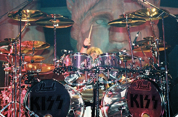 Eric Singer Com The Official Website Kiss Revenge